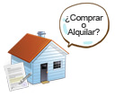 Comprar o alquilar? (IBI + Comunidad)